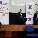 SZS: Neuspešan pokušaj Vučevića da spreči održavanje tribine 7