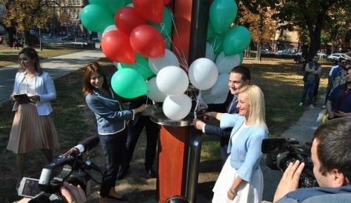 Otvorena besplatna WiFi zona u parku Manjež 7