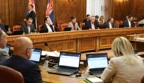 Vlada usvojila Predlog za promenu Ustava Srbije 12