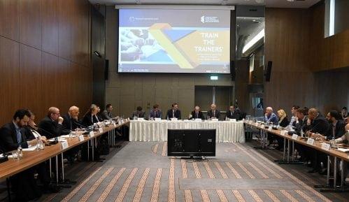 Svilanović: Obučeni praktičari iz oblasti sigurnosti važni u suzbijanju ekstremizma 6