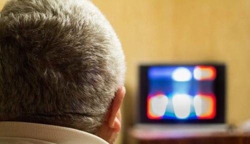 Gledanje TV programa - najčešći hobi starijih 11