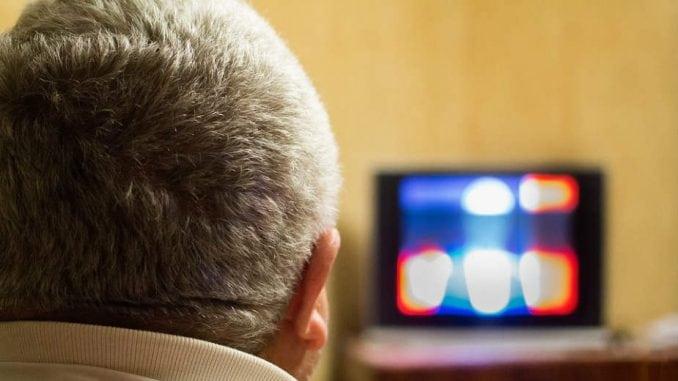 Gledanje TV programa - najčešći hobi starijih 1