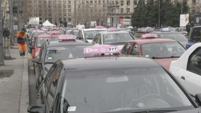 Oduzeto još jedno ilegalno taksi vozilo 1