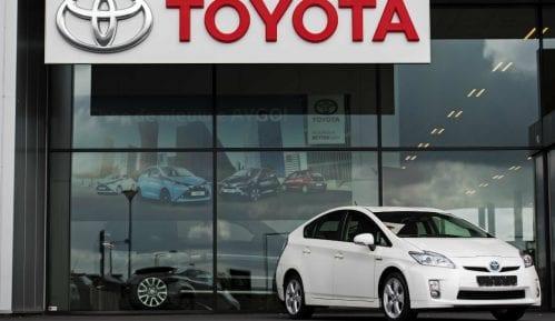 Direktor Tojote obećao da će japanska auto industrija štititi radna mesta u korona-krizi 1