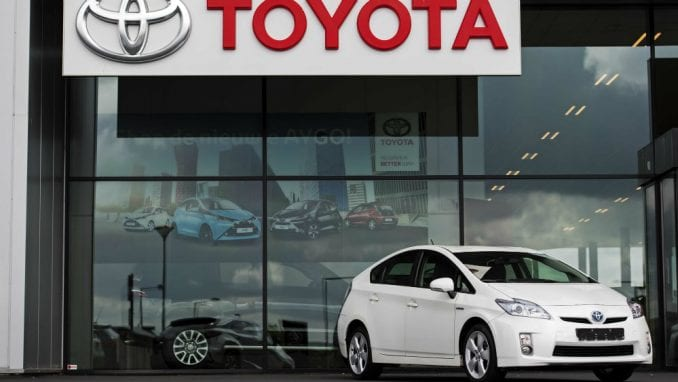 Tojotini automobili najprodavaniji u 2020. godini 5