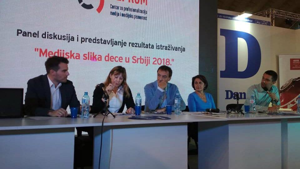 Srpski mediji o deci: Nezainteresovano i senzacionalno izveštavanje 1