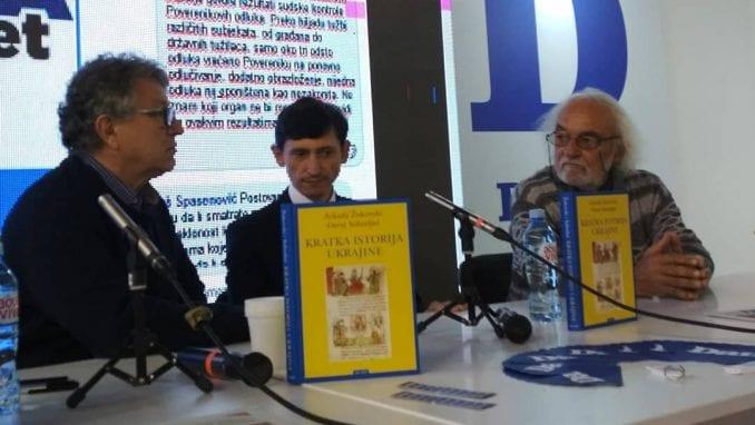 Aleksandrovič: Ljudi su ustali da se oslobode ruske ideologije, korupcije i kriminala 1