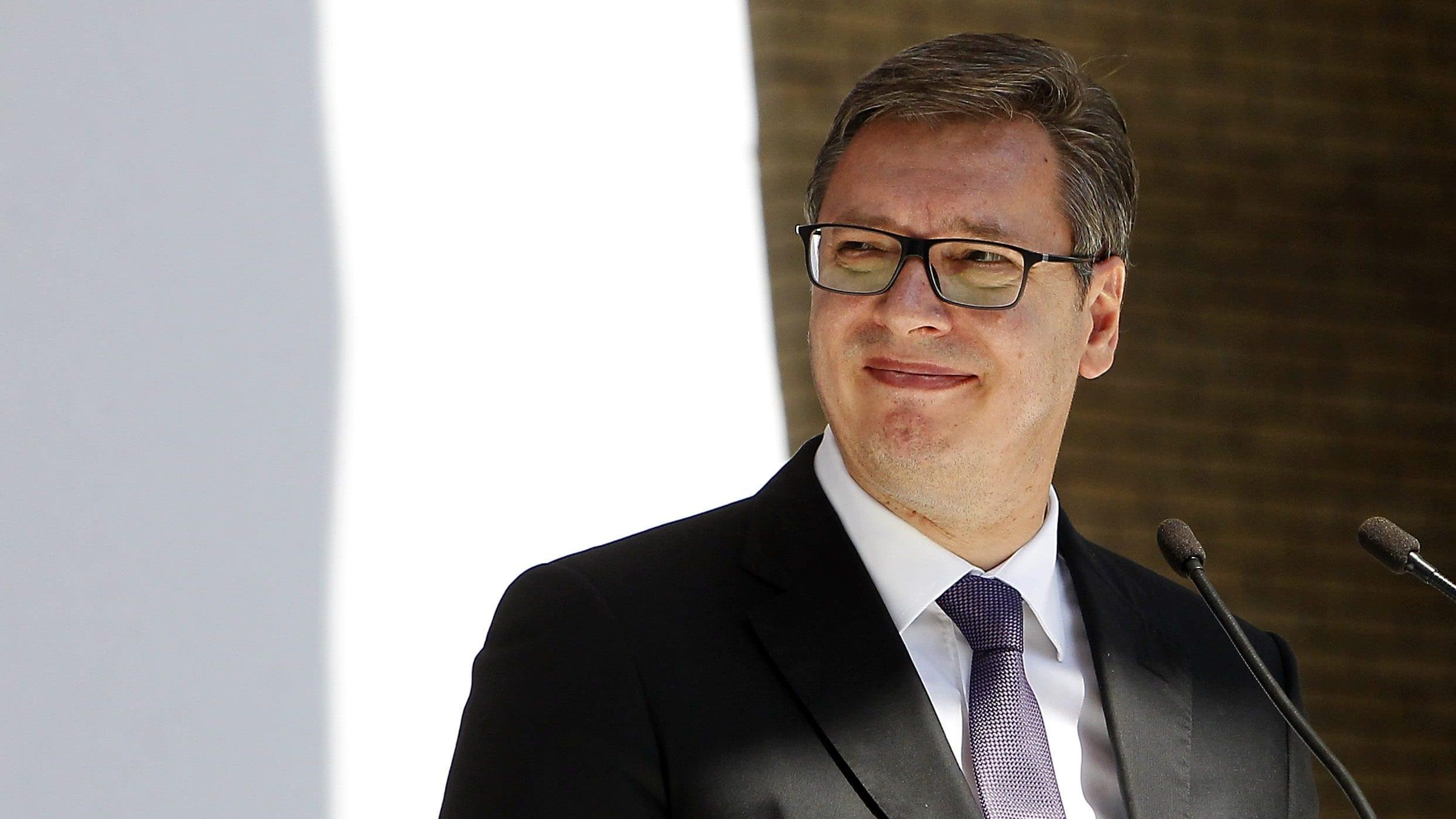 Vučić osudio napad na novinara Jovanovića 1