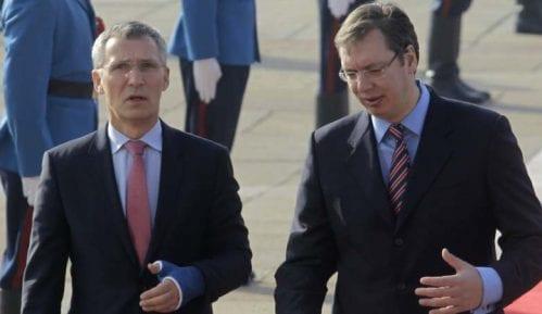 Vučić zahvalio Stoltenbergu na stavu o formiranju vojske Kosova 6