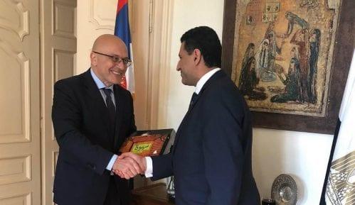 Vukosavljević uručio knjige ambasadoru Egipta 11