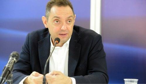 Ministarstvo odbrane se izvinilo Vulinu zbog greške u božićnoj čestitki 2