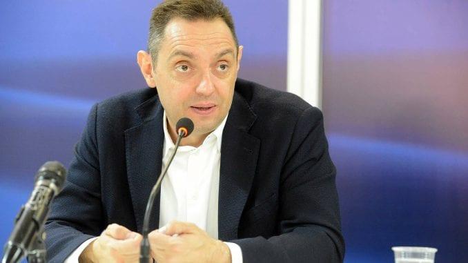 Vulin: Ministarstvo odbrane finansijski najdisciplinovanije u Vladi 1