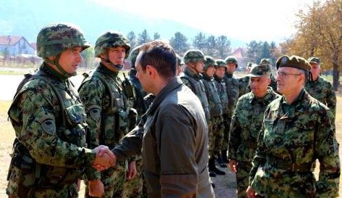 Vulin: Vojska spremna da zaštiti svoju zemlju od mogućih pretnji 11