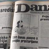 Kako su 1998. izgledali protesti zbog gašenja Danasa? 6