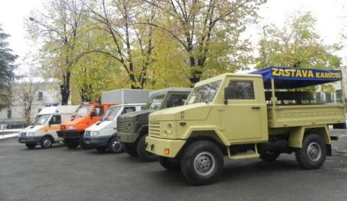 Bivši radnici fabrike Zastava kamioni obnavljaju protest zbog duga za plate 44