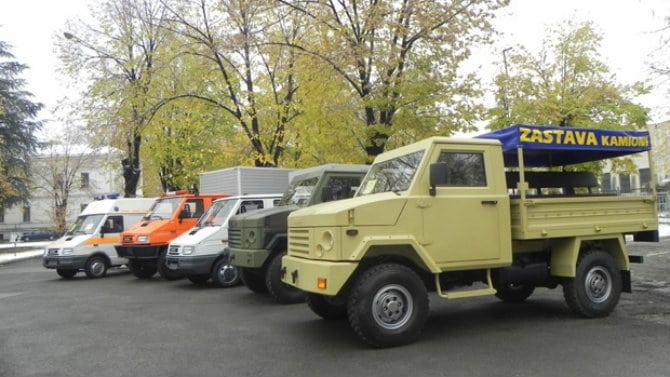 Bivši radnici fabrike Zastava kamioni obnavljaju protest zbog duga za plate 3