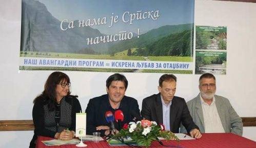 Potpisan Sporazum o saradnji Zelene stranke sa Zelenima Srpske 15