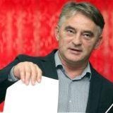 Komšić protiv predloga HDZ o tri izborna područja 2
