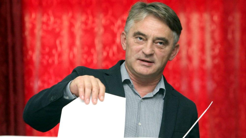 Komšić potvrdio da je BiH u akcionom planu za članstvo u NATO 1