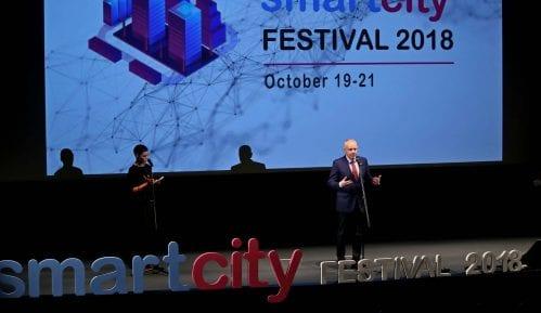 "Otvoren Drugi festival ""pametnih gradova"" u Beogradu 1"
