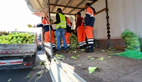 Inspekcija zaplenila 20 tona kupusa 12