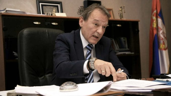 Dragomiru Milojeviću istekao mandat 1