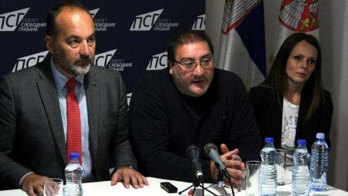Bulatović i Janković se sukobili zbog SZS 4