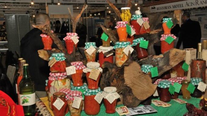 Sajam etno hrane i pića na Beogradskom sajmu od 23. do 26. novembra 1
