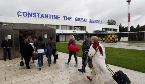 Zbog pada broja putnika zatvoren restoran na niškom aerodromu 13