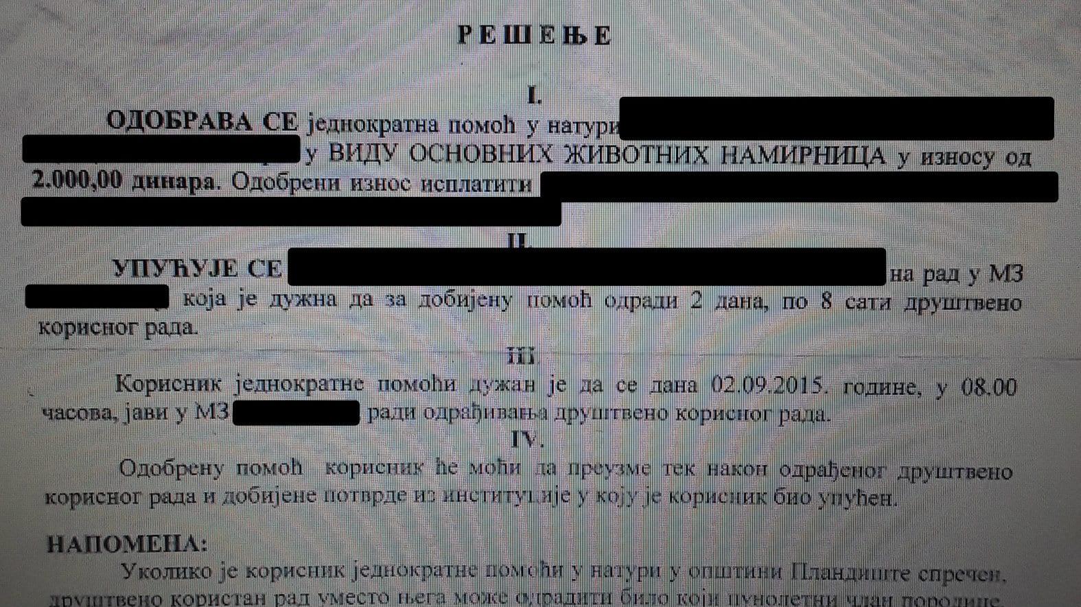 Srbija krši i domaće i međunarodne zakone 1