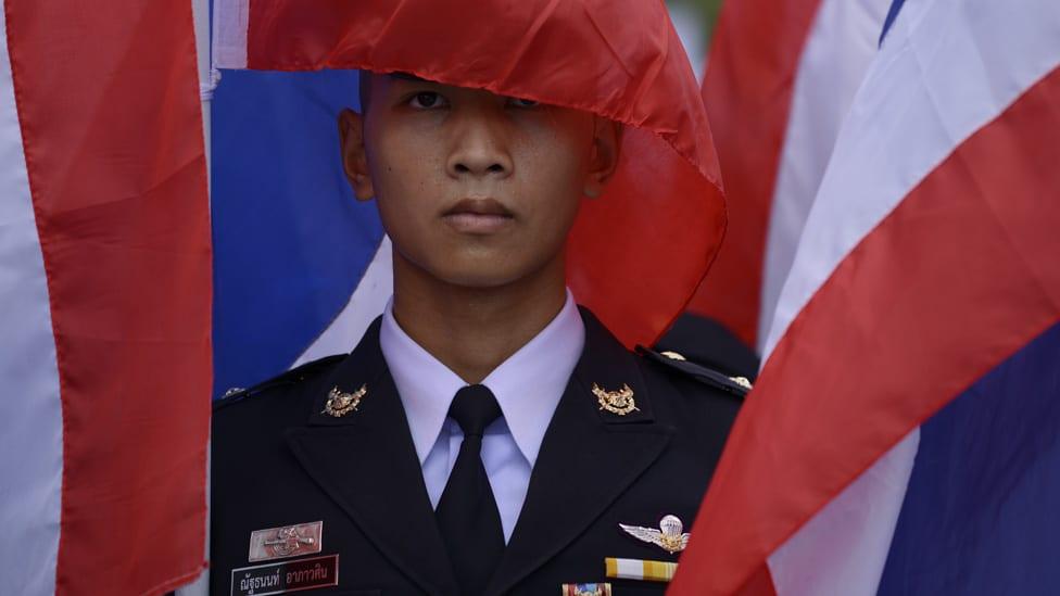 Tajland je vodila vojska do 2014.