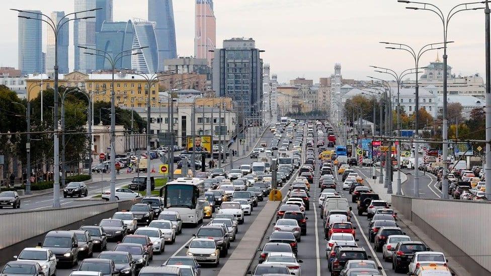 Saobraćaj u Moskvi