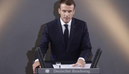 """Makron: Evropa mora da se ujedini kako bi sprečila """"globalni haos"""" 12"""