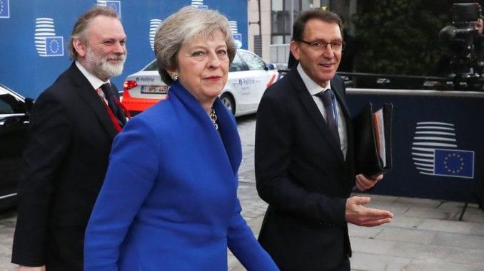 Lideri EU su se dogovorili oko Bregzita na sastanku u Briselu 3