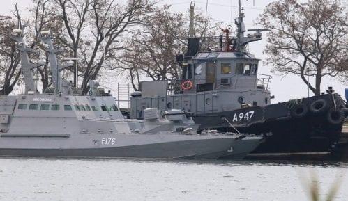 Bura između Rusije i Ukrajine - zaplenjeni brodovi i najava ratnog stanja 2
