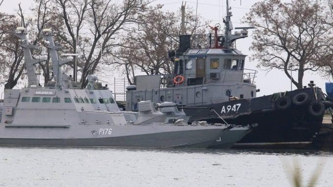 Bura između Rusije i Ukrajine - zaplenjeni brodovi i najava ratnog stanja 4