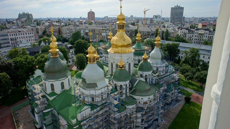 Ukrajinski preduzetnici protestuju zbog mera ograničenja 1