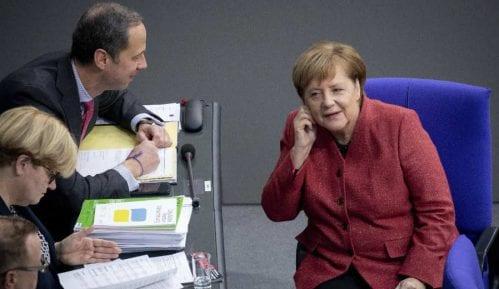 Nemačka odbacila zahtev Porošenka 15