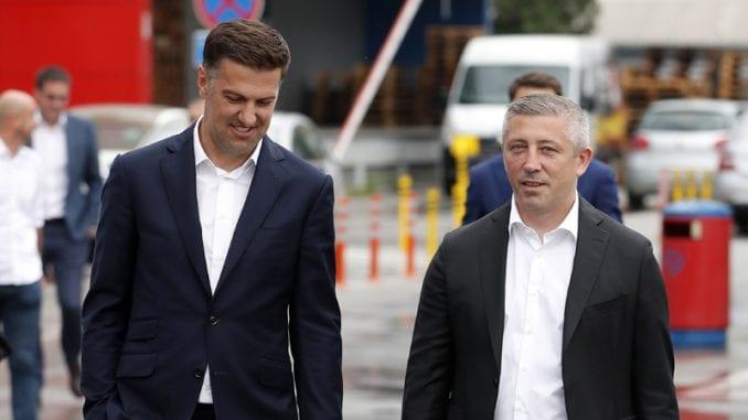 Krstajić: Ne bojimo se Portugala 1