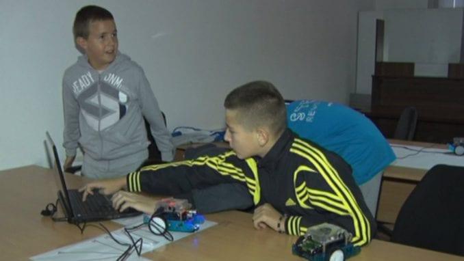 Gračanica: Radionice robotike za najmlađe svakog vikenda 1