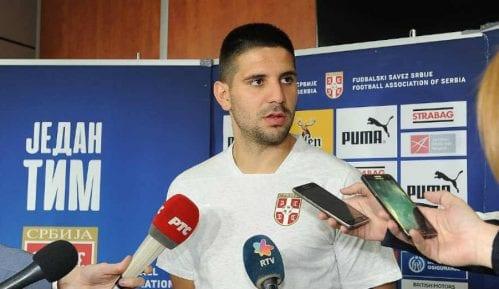 Mitrović: Nije bitno ko će dati gol 9