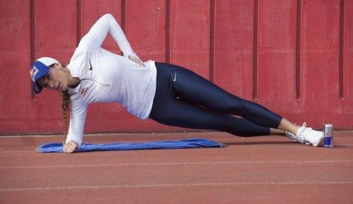Ivana Španović oporavila se od povrede i počela sa treninzima 10
