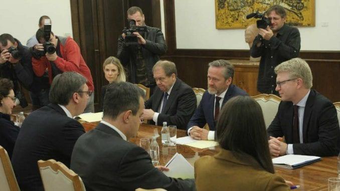 Vučić: Srbija da uči od Danske 1