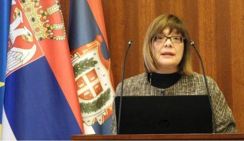 Maja Gojković zakazala posebnu sednicu Skupštine Srbije za 2. oktobar 4