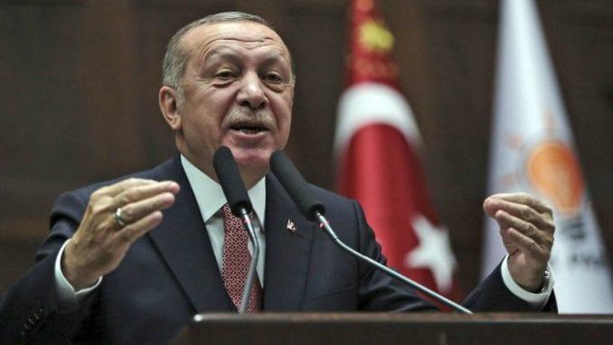 Erdogan: Uhvatili smo Al Bagdadijevu ženu 1