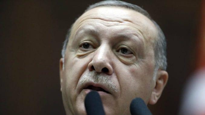 Erdogan: Turska vidi sebe kao deo Evrope, EU treba da ispuni obećanja 2
