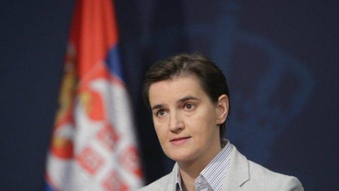 Brnabić: Ne slažem se sa ocenom Fridom hausa da je Srbija delimično slobodna zemlja 1