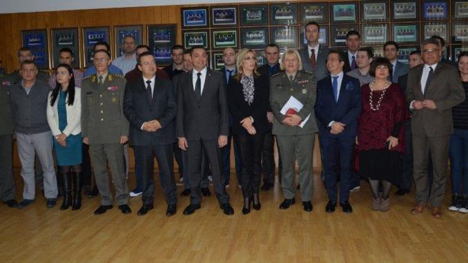 Počela obuka civila iz Srbije za mirovne misije UN i EU 3