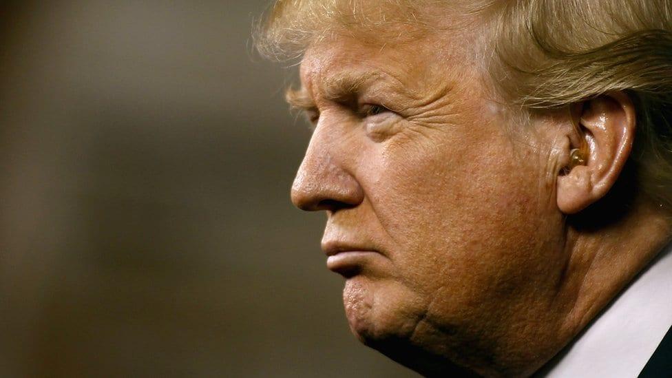 Profil Donalda Trampa