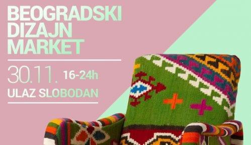 Dizajn market u novom prostoru u Beogradu 8